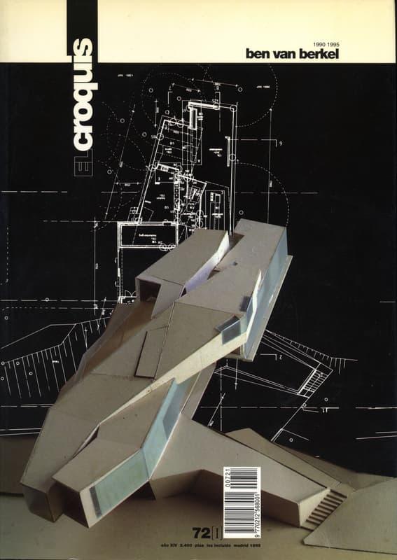 El croquis N. 72 (1): Ben van Berkel 1990-1995