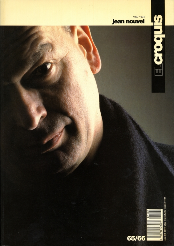 El croquis N. 65/66: Jean Nouvel 1987 1994