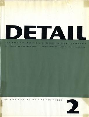 Detail: Contemporary Architectural Design volume 2