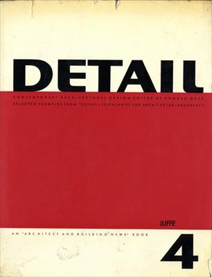 Detail: Contemporary Architectural Design volume 4
