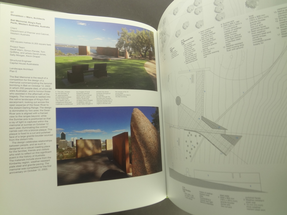 Detail in Contemporary Landscape Architecture1