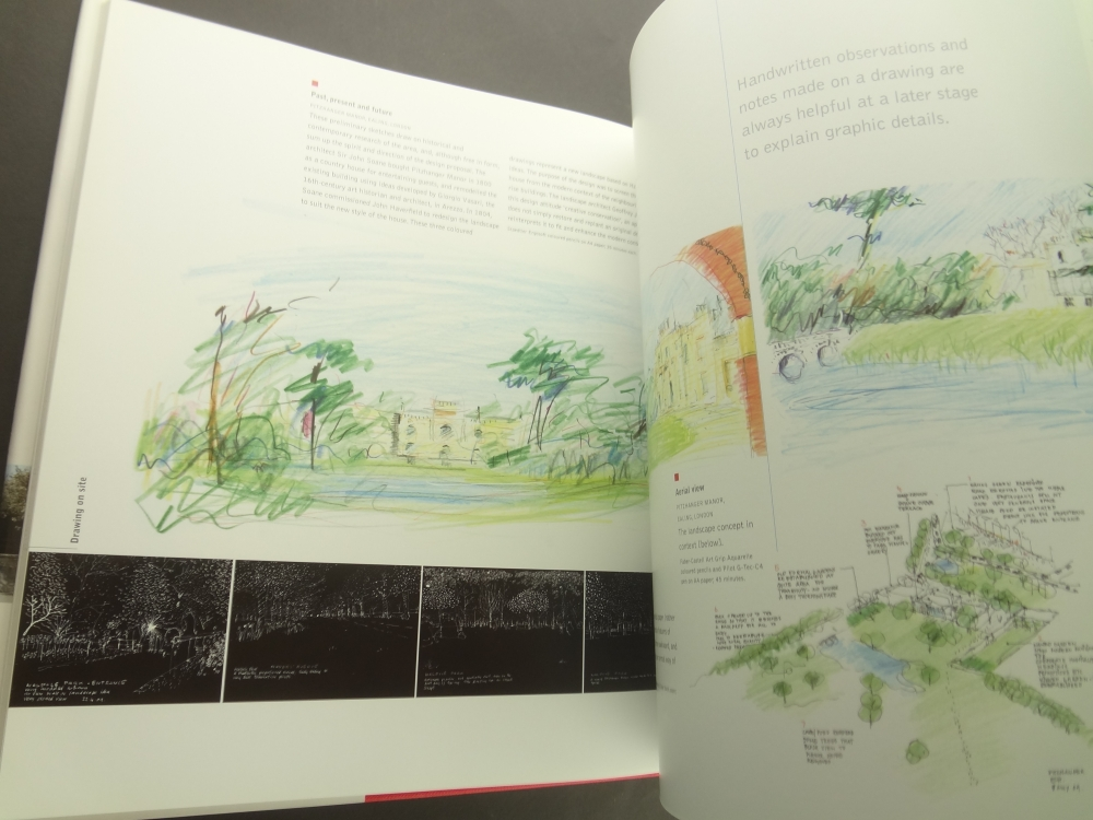 Drawing for Landscape Architecture: Sketch to Screen to Site3