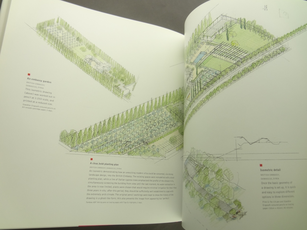 Drawing for Landscape Architecture: Sketch to Screen to Site4