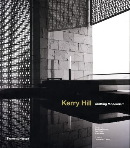 Kerry Hill Crafting Modernism