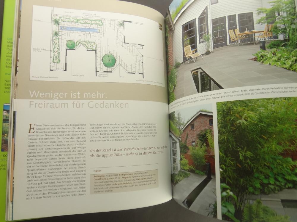 100 neue traumgarten: Deutschland, Osterreich, Schweiz. Geplant und gebaut von den Gartnern von Eden1