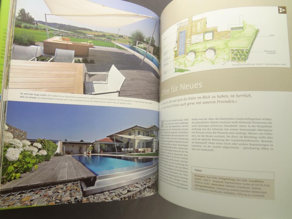 100 neue traumgarten: Deutschland, Osterreich, Schweiz. Geplant und gebaut von den Gartnern von Eden2