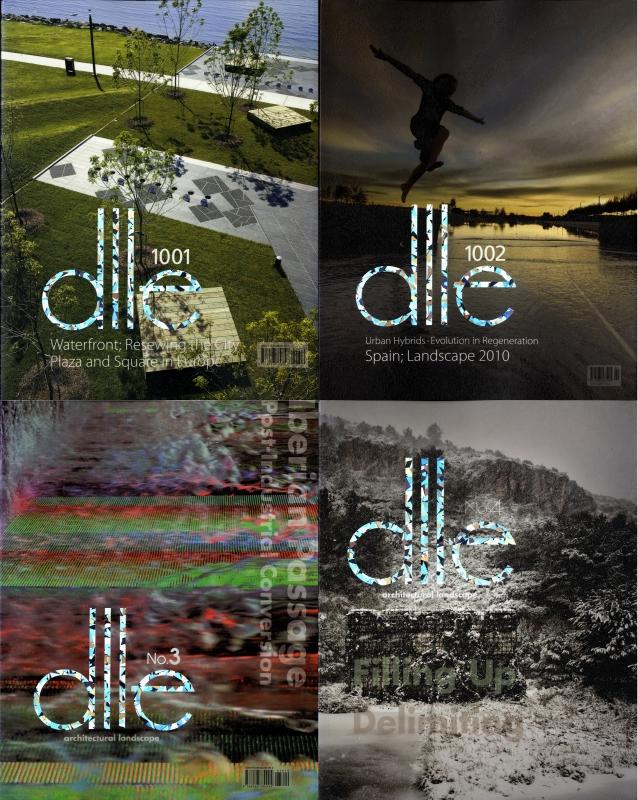Dlle: Architectural Landscape