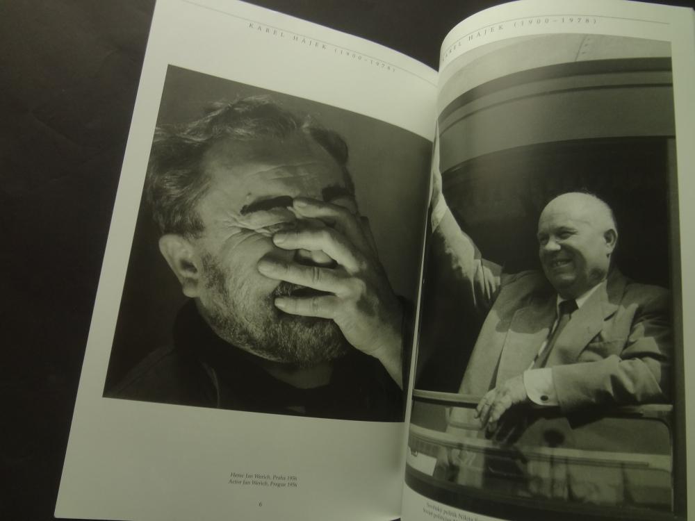 Zname tvare: fotograficky portret znamych osobnosti 1940-20021