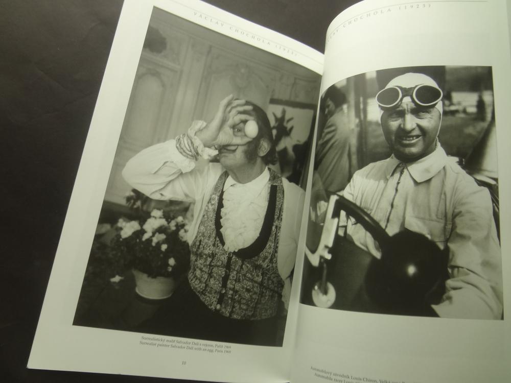 Zname tvare: fotograficky portret znamych osobnosti 1940-20022
