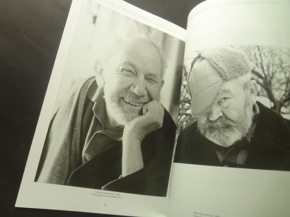 Zname tvare: fotograficky portret znamych osobnosti 1940-20023