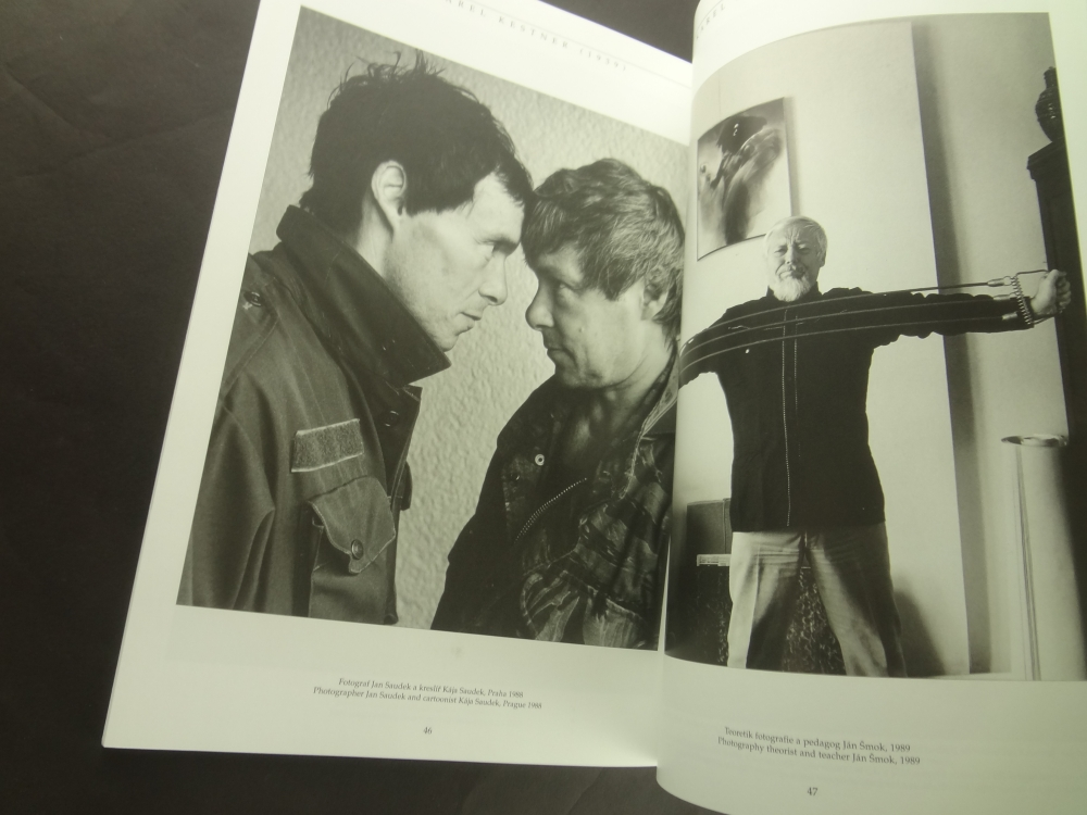 Zname tvare: fotograficky portret znamych osobnosti 1940-20025
