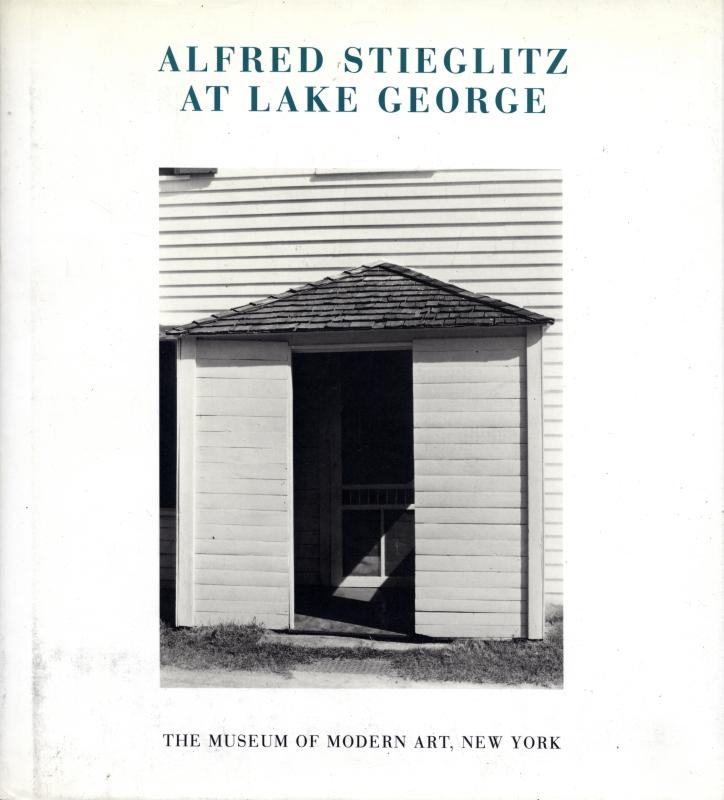 Alfred Stieglitz at Lake George