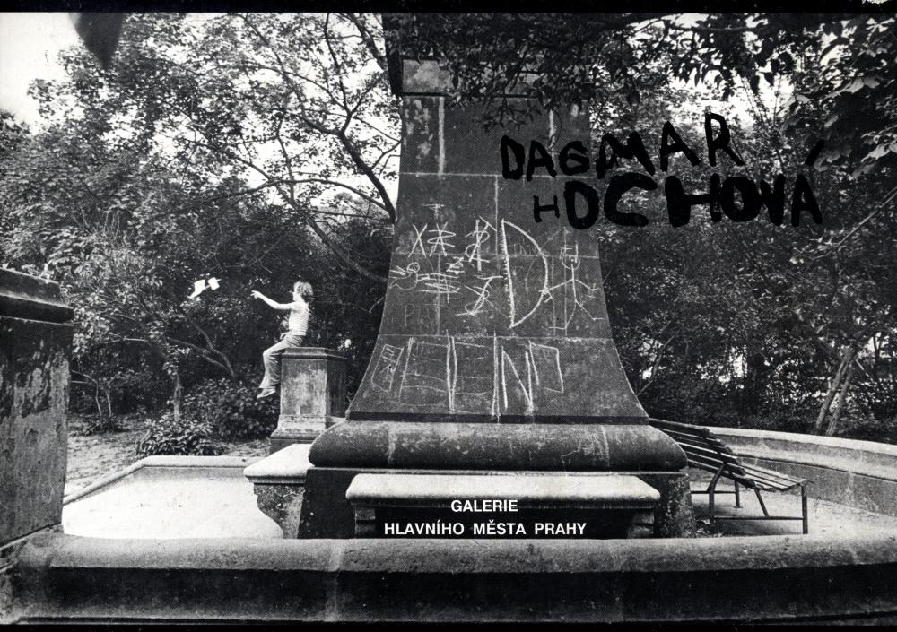 Dagmar Hochova fotografie (1958-1988)