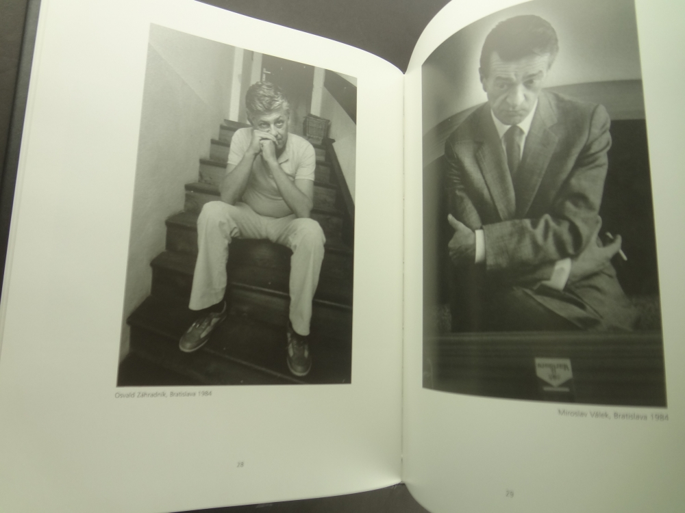 Tibor Huszar Portrety / Portraits2