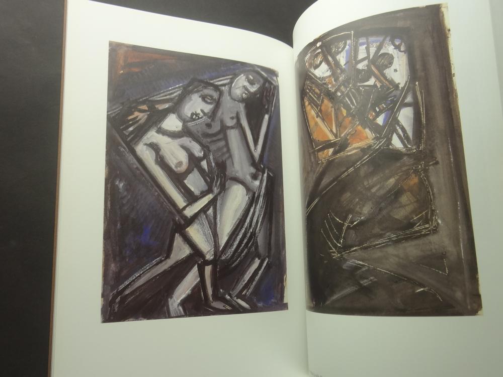 Radoslav Kutra Barva-tvar-duch: Obrazy, kvase, kresby 1941-20052