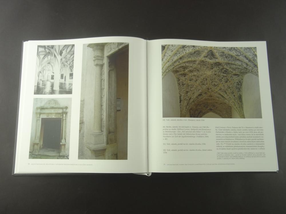 Kamenne skulptury v podyji 1480-1550 (Stone Carvings in Moravian-Austrian Dyje Valley 1480-1550)2