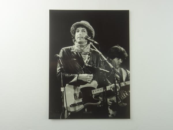Bob Dylan by Jiri Jiru [オリジナルプリント][サイン入]