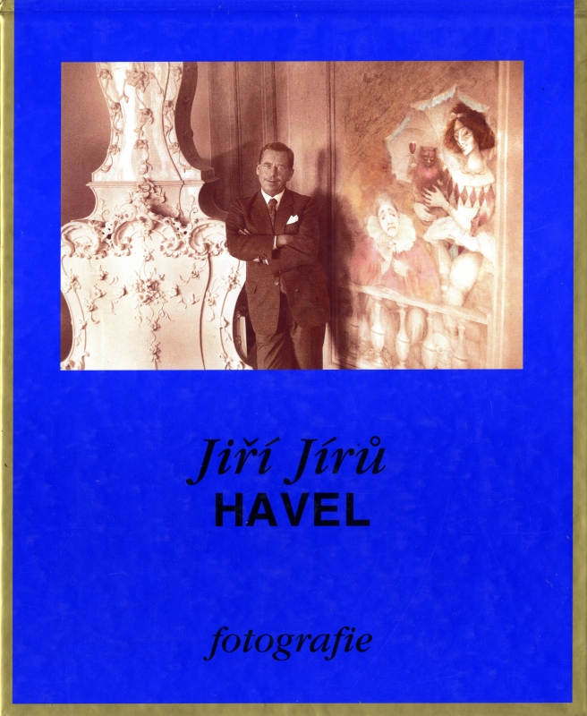 Havel fotografie [サイン入]