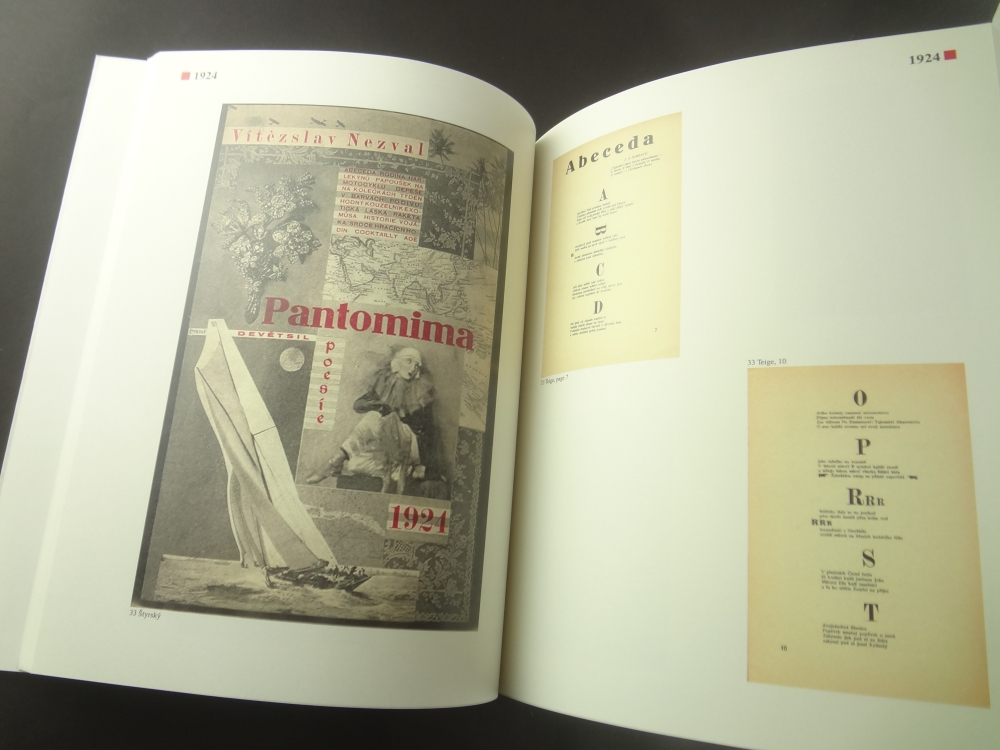 AVANTGARDA: Typography and Photomontage in Modernist Czech Book Production 1918-19381
