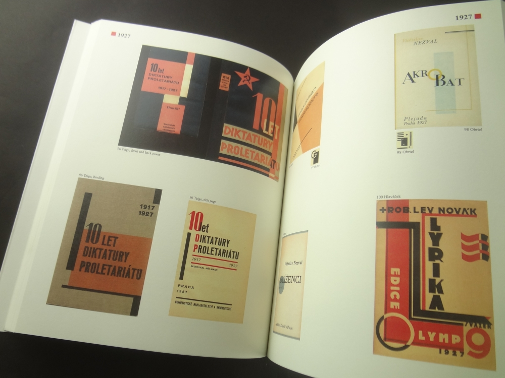 AVANTGARDA: Typography and Photomontage in Modernist Czech Book Production 1918-19382