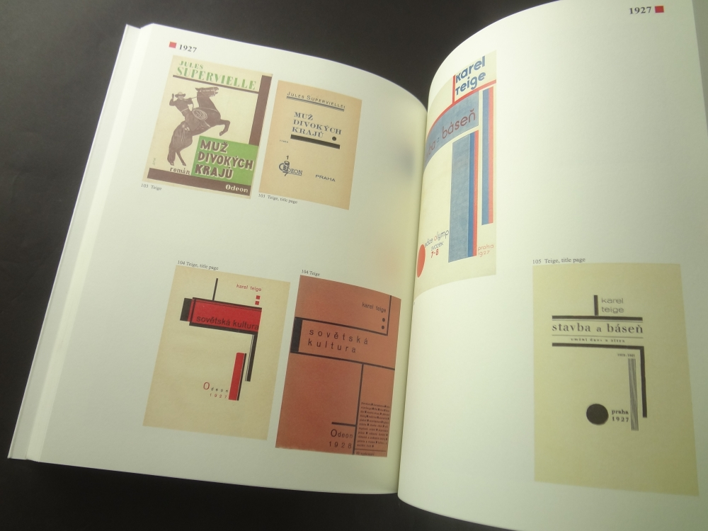 AVANTGARDA: Typography and Photomontage in Modernist Czech Book Production 1918-19383