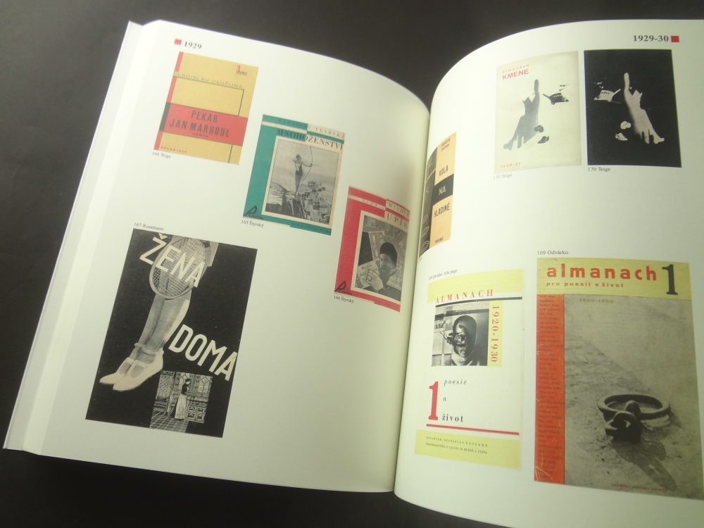 AVANTGARDA: Typography and Photomontage in Modernist Czech Book Production 1918-19385