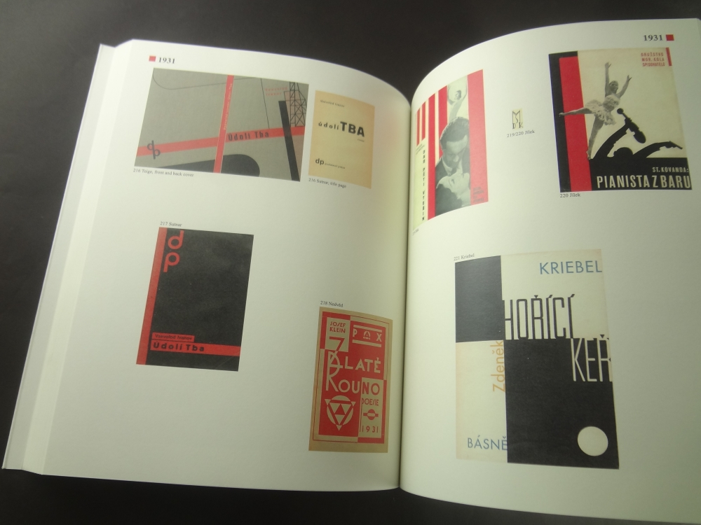 AVANTGARDA: Typography and Photomontage in Modernist Czech Book Production 1918-19386