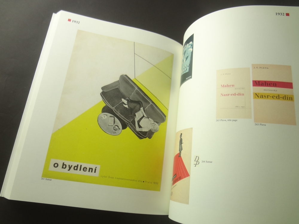 AVANTGARDA: Typography and Photomontage in Modernist Czech Book Production 1918-19387