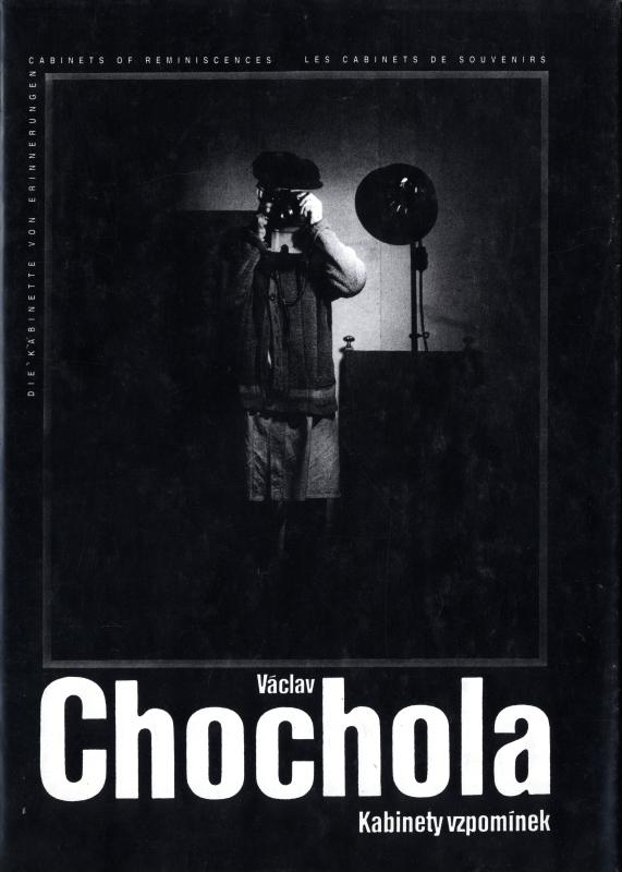 Vaclav Chochola Kabinety vzpominek [サイン入]