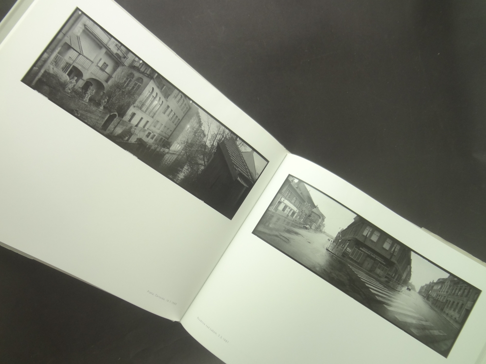 Ivan Lutterer Panoramaticke fotografie / Panoramic photographs 1984-19912