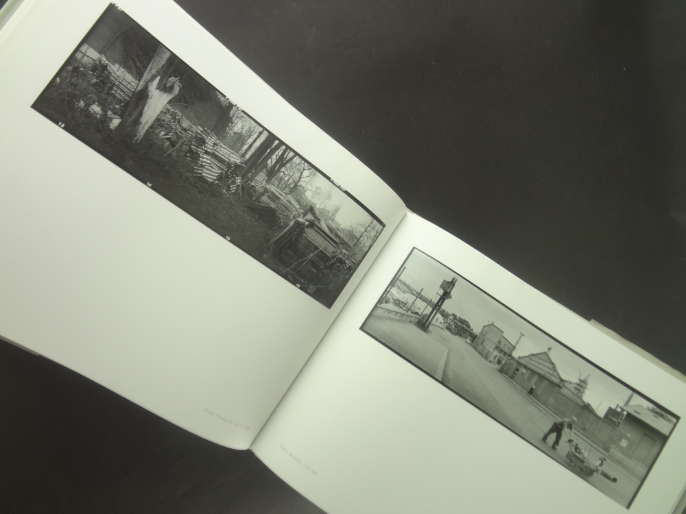 Ivan Lutterer Panoramaticke fotografie / Panoramic photographs 1984-19913