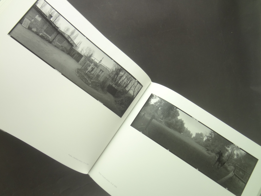 Ivan Lutterer Panoramaticke fotografie / Panoramic photographs 1984-19914