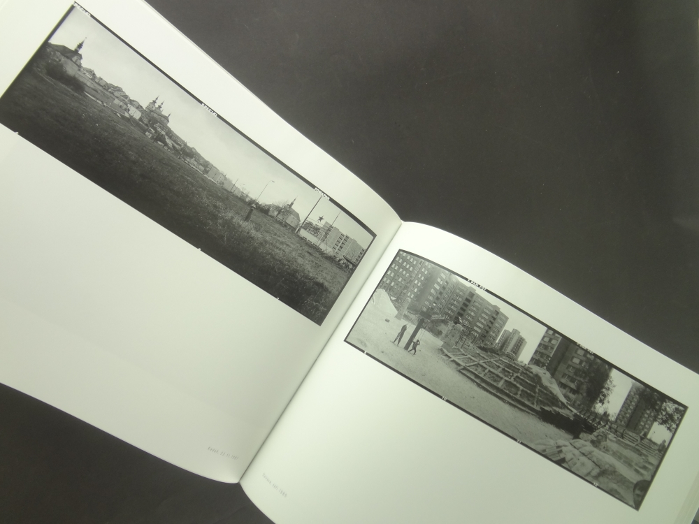 Ivan Lutterer Panoramaticke fotografie / Panoramic photographs 1984-19915