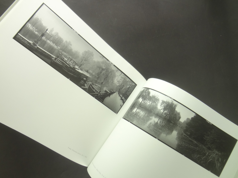 Ivan Lutterer Panoramaticke fotografie / Panoramic photographs 1984-19916