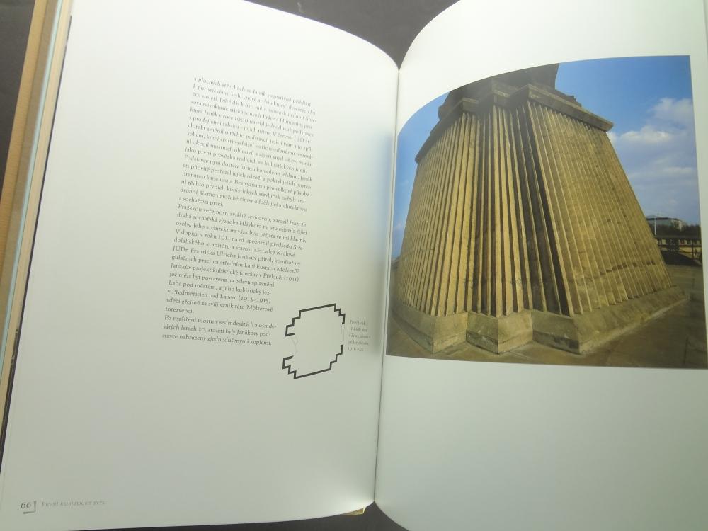Lomene, hranate a obloukove tvary: Ceska kubisticka architektura 1911-19233