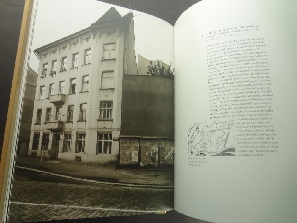 Lomene, hranate a obloukove tvary: Ceska kubisticka architektura 1911-19236
