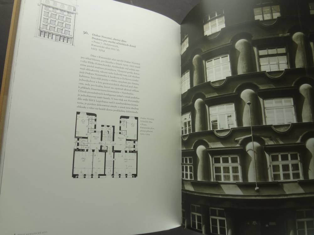 Lomene, hranate a obloukove tvary: Ceska kubisticka architektura 1911-19238