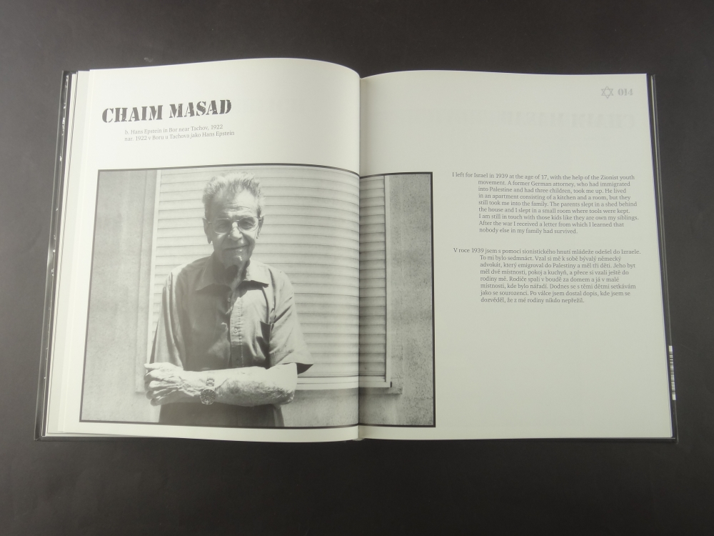Hell Survivors: Portraits of Israeli Holocaust survivors born in Czechoslovakia1
