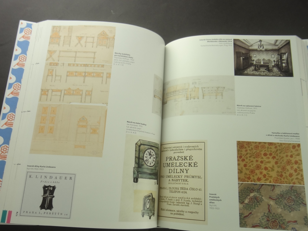 Artel: Umeni pro vsedni den 1908-19355