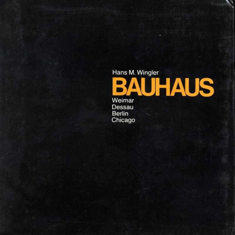 バウハウス 日本語訳付限定版 Bauhaus1
