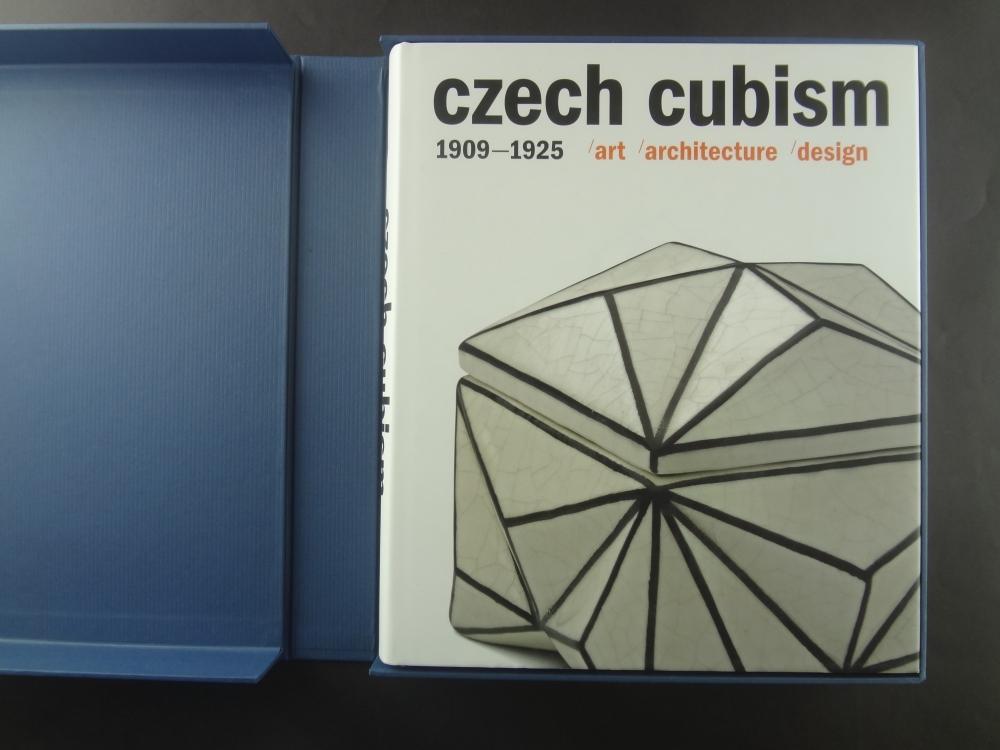 Czech cubism 1909-1925 / art / architecture / design1