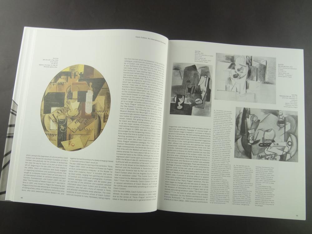 Czech cubism 1909-1925 / art / architecture / design2