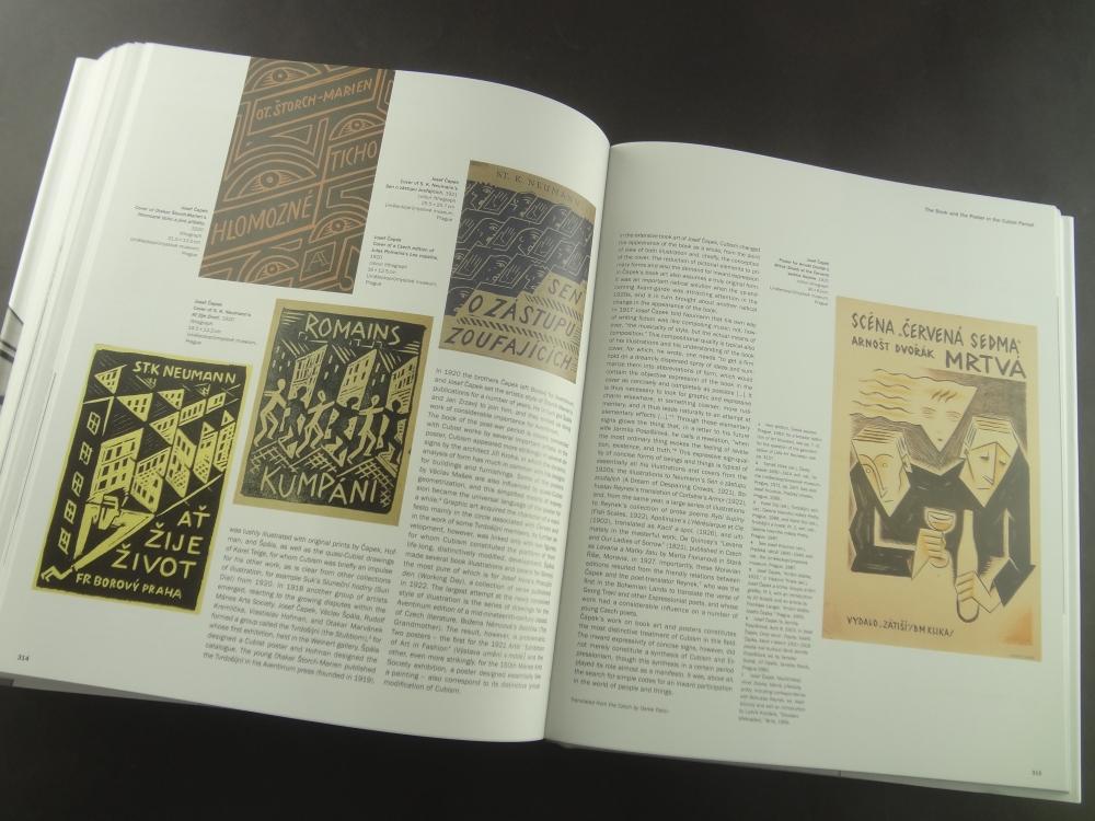 Czech cubism 1909-1925 / art / architecture / design9