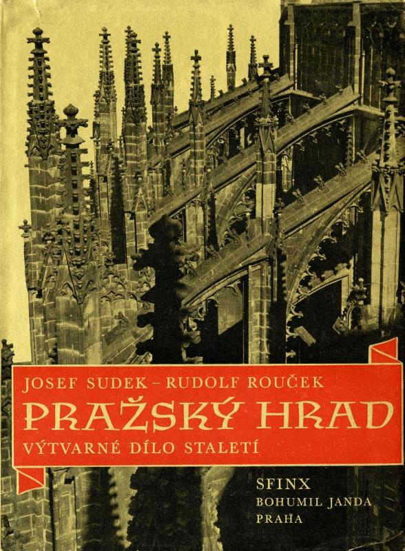 Prazsky hrad vytvarne dilo staleti