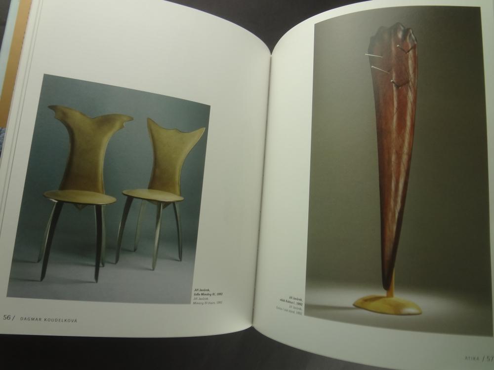 Atika 1987-1992 Emorce a forma / Emotion and Form3