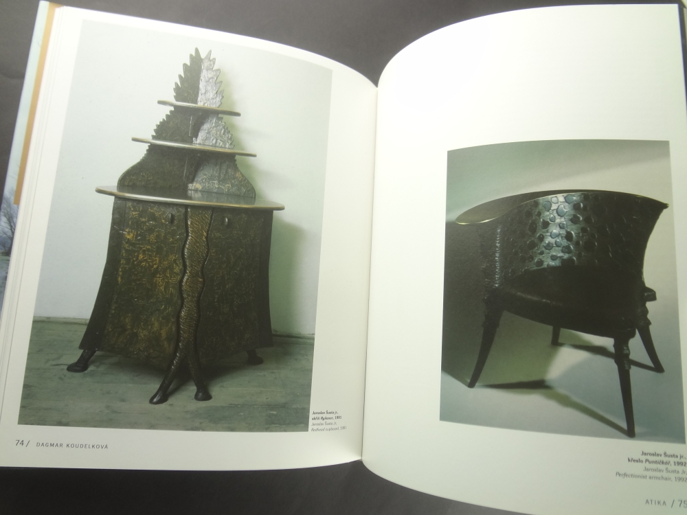 Atika 1987-1992 Emorce a forma / Emotion and Form5