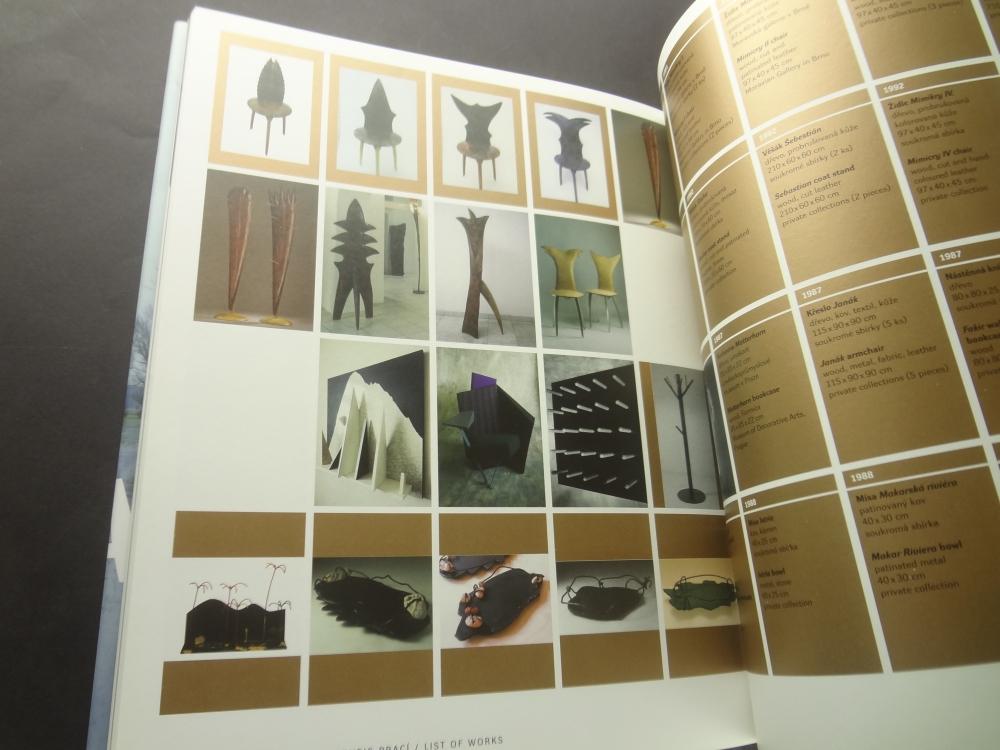 Atika 1987-1992 Emorce a forma / Emotion and Form6