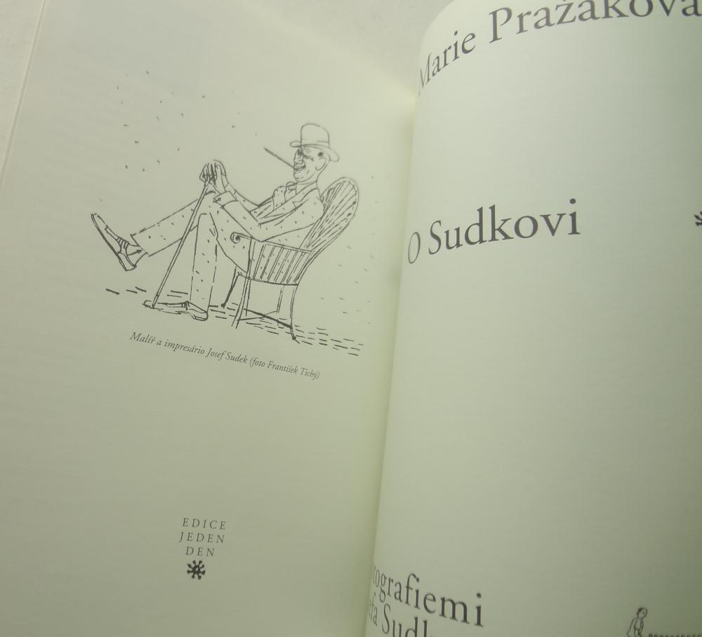 O Sudkovi. S fotografiemi Josefa Sudka1