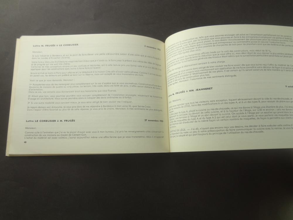 Le Corbusier et Pessac 1914-1928 2 vols. 全2巻1