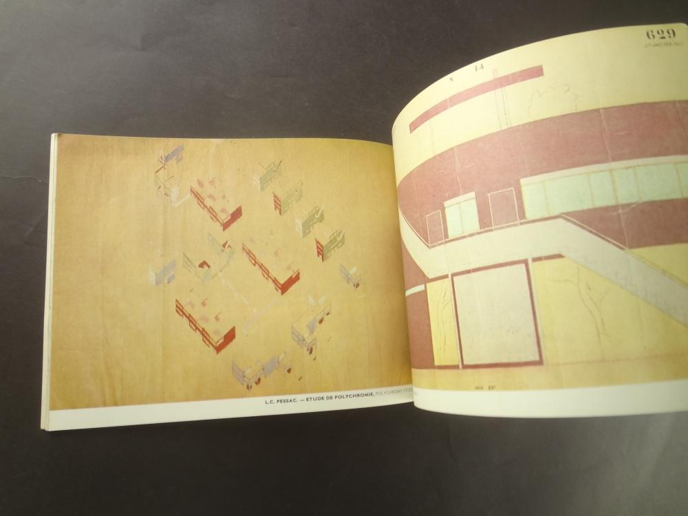 Le Corbusier et Pessac 1914-1928 2 vols. 全2巻4